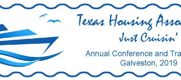 2019 Texas Housing Association Annual Conference - PDS West